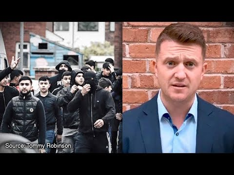 Tommy Robinson's view: What REALLY happened at Muslim riot in Oldham