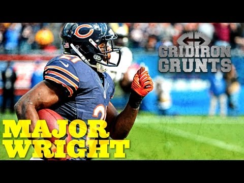 Chicago Bears Safety Major Wright Reacts to Win Over St. Louis Rams