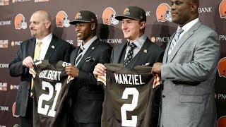 Cleveland Browns: 2014 NFL Draft Wrap-Up Series