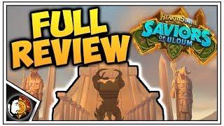 Hearthstone: Saviors of Uldum - Full Set Card Review (Part 3)