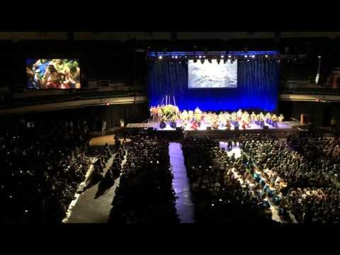 IUCN World Conservation Congress Hawaii - opening ceremony 1 Sep 2016