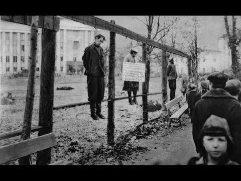 5 Haunting Execution Photos of World War II
