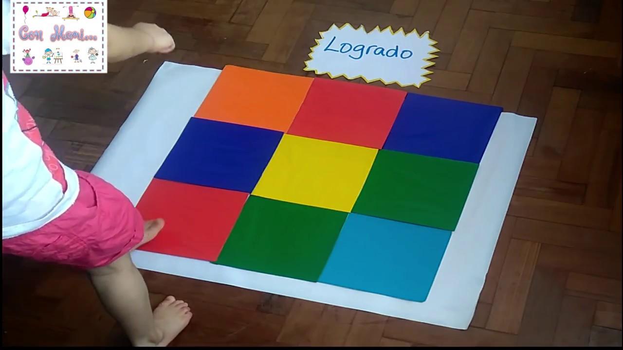 Actividades de atenci n y concentraci n para ni os de preescolar youtube - Colores para la concentracion ...