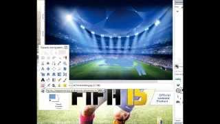 Видеоурок панель инструментов Gimp