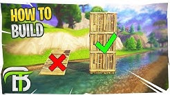 Tutorial: How To BUILD BETTER THAN 99.7% of Fortnite Players (Fortnite Tips & Tricks)