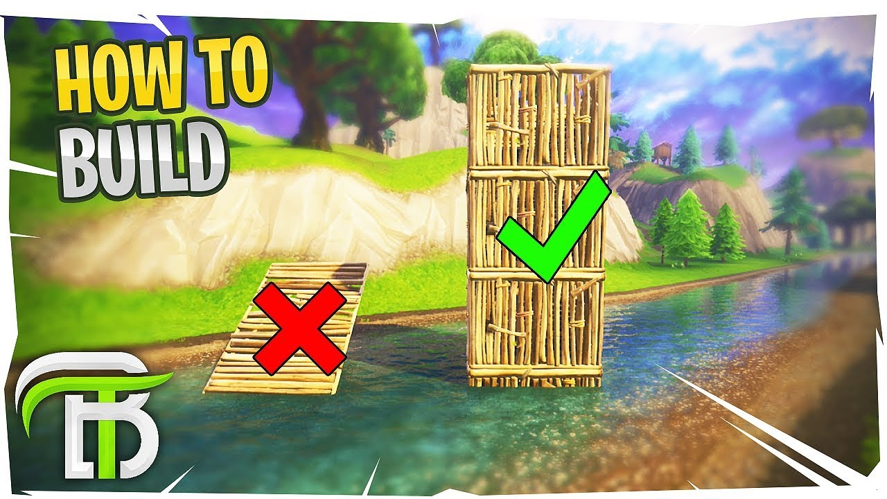 how to build 1 by 1 fortnite