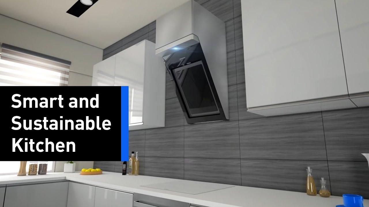 The Smart, Sustainable Kitchen - YouTube