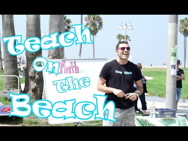 Teach on the Beach