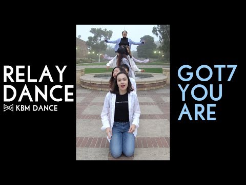 "[RELAY DANCE] KBM Dance | GOT7(갓세븐) ""You Are"" COVER TEASER"