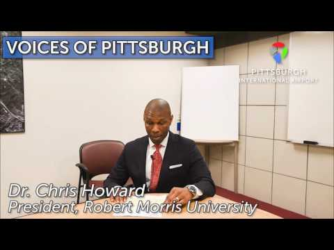 Voices of Pittsburgh - Dr. Chris Howard