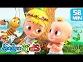 Mary, Mary, Quite Contrary - The BEST SONGS for Kids | LooLoo Kids