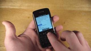 blackBerry Pearl 3G 9100 Unboxing
