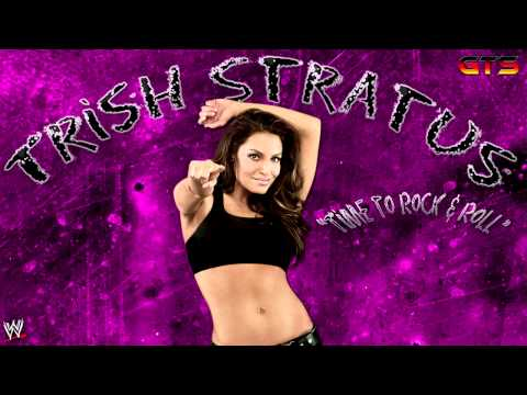 2002: Trish Stratus - WWE Theme Song -