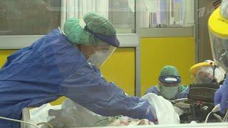В Европе правительства прилагают гигантские усилия, чтобы остановить эпидемию нового вируса.