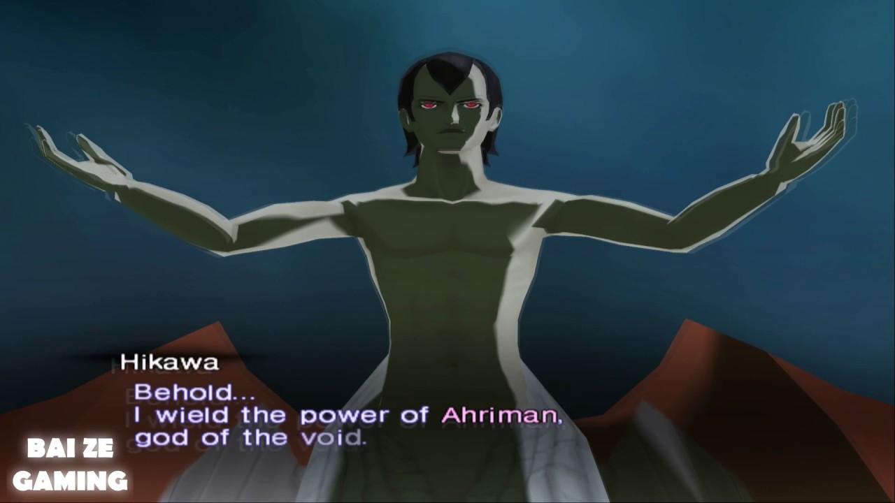 Shin Megami Tensei Nocturne Part 79 - Hikawa Becomes God! Yuko's ...
