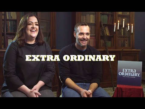 Extra Ordinary - Fun Interview With Maeve Higgins & Will Forte