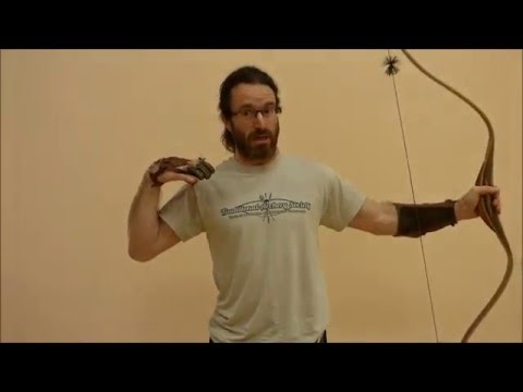 INSTINCTIVE ARCHERY BASICS. BALANCED TRAINING