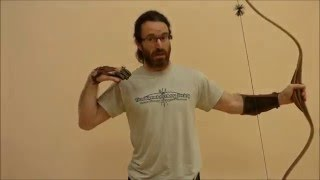 instinctive archery basics balanced training