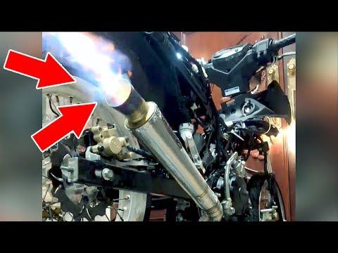 Nẹt Ra Lửa | Yamaha Exciter 150 Độ Trái 65mm 🔻