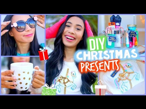 DIY Christmas Gifts! Affordable Holiday Presents People Want! | MyLifeAsEva