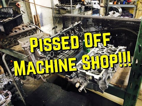 Prepping Head for the Machine Shop - Sending your Head to Machine Shop Near Me - How Much, Cost
