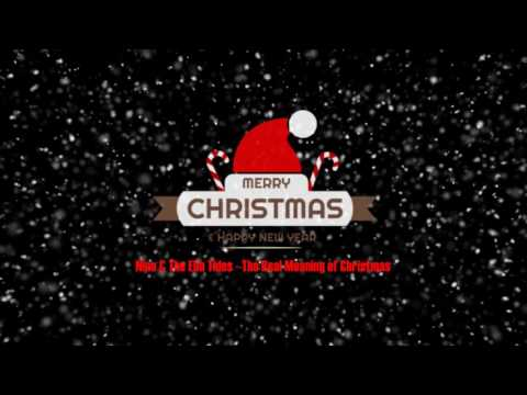 Nino & The Ebb Tides - The Real Meaning of Christmas