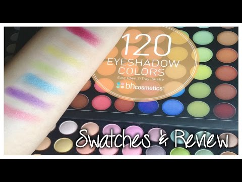 BH Cosmetics 3rd Edition Palette Review and Swatches | Review