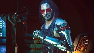 Cyberpunk 2077 NEW Gameplay Demo (Keanu Reeves) 2020