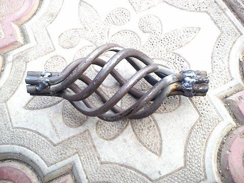 Элемент холодной ковки Корзинка.Element cold forging Basket.