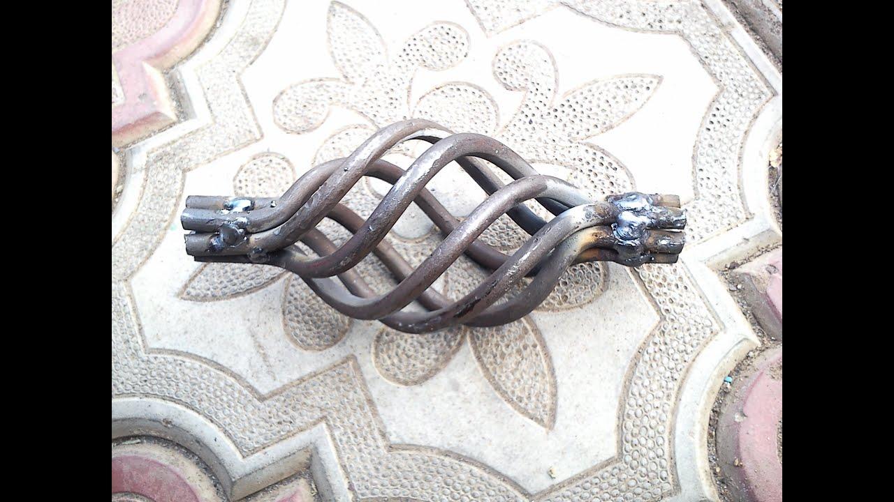 Элементы холодной ковки своими руками фото 330
