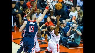 WE THE NORTH: Raptors win over Wizards in Game 1 thumbnail
