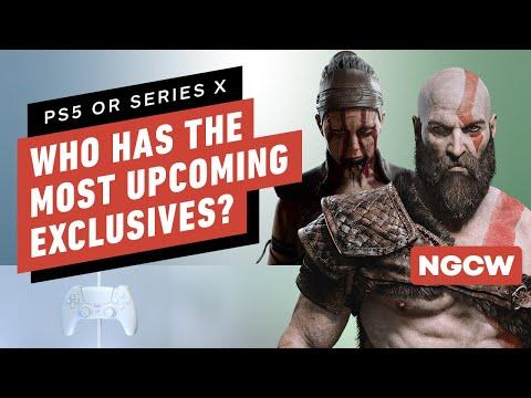 PS5 vs Series