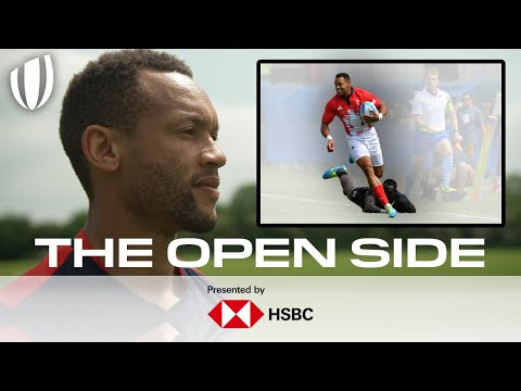Rugby Sevens' ALL TIME Leading Try Scorer! | Dan Norton's Open Side