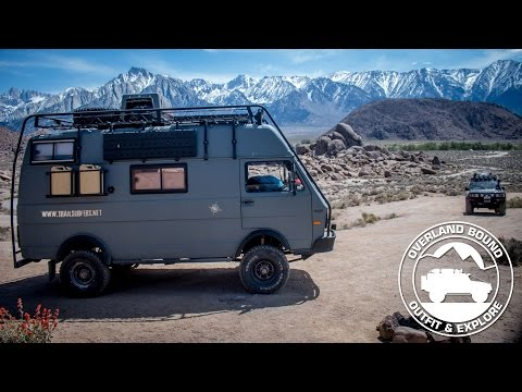 Trail Surfers - Life on the Road