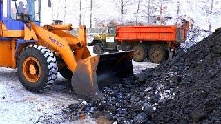 Село Венгерово. Открытие топливного склада