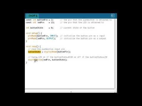 Arduino Programming - State change ⋆ Kasper Kamperman