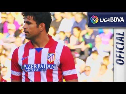 Edición limitada: Málaga CF (0-1) Atlético de Madrid - HD