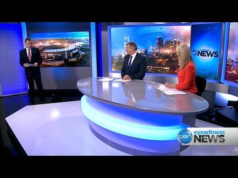 Ten Eyewitness News Melbourne (New Set) - Candice Wyatt's ...