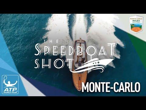 Unbelievable Tennis: The Speedboat Shot