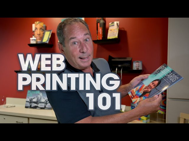 Web Printing 101 with Jim Benedict