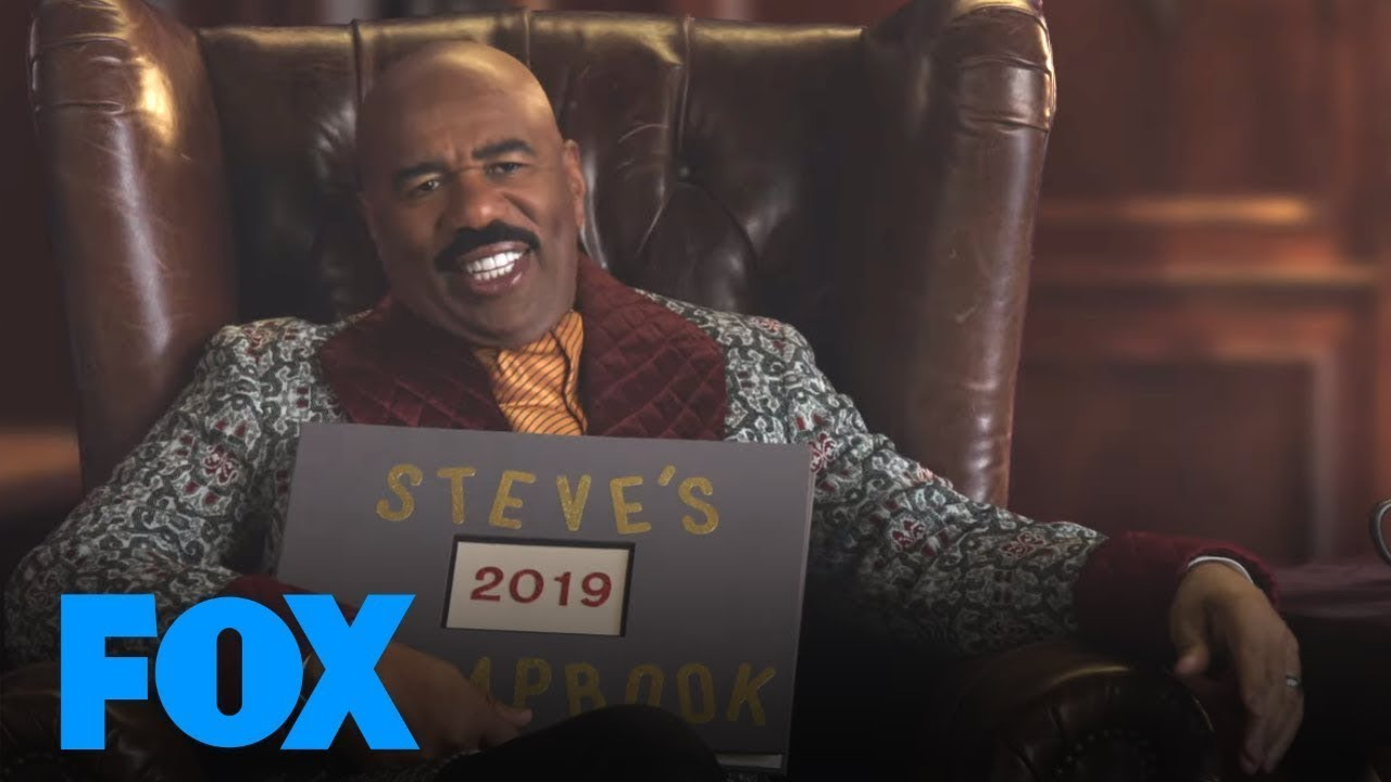 Steve Harvey's 2019 Scrapbook | FOX ENTERTAINMENT