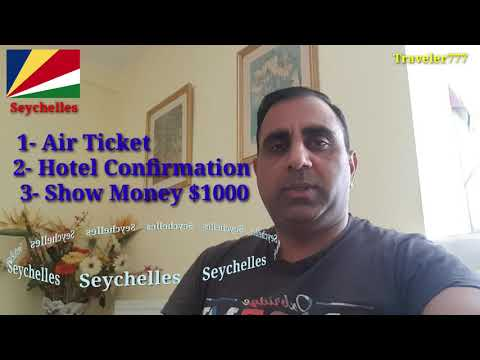 Seychelles Visa free entry and Legalisation process | Traveler777