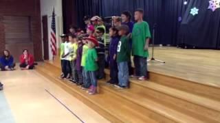 Ms. Jackson's 1st Grade Solar System Rap