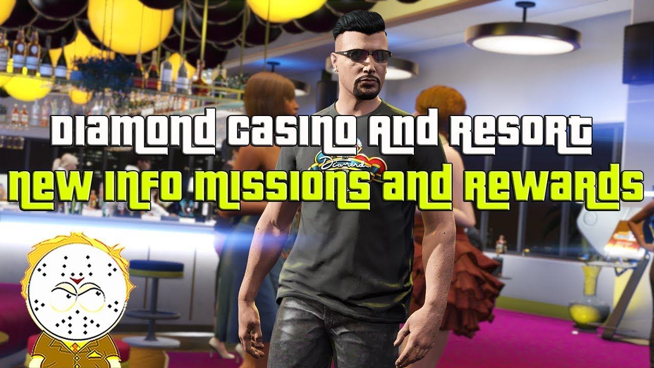 Gta Online Casino Mission Rewards