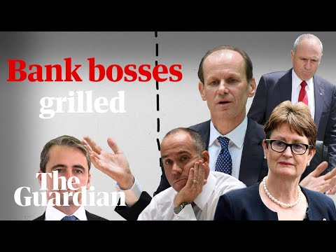 Banking bosses at royal commission: the most galling and maddening moments