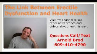 The Link Between Erectile Dysfunction and Heart Health