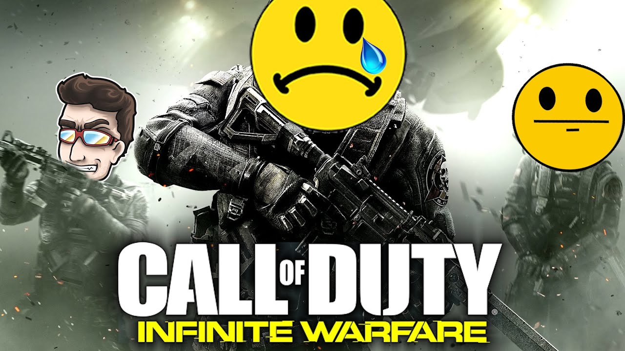 Why Was Call of Duty: Infinite Warfare SO AWESOME?! And... BAD?!