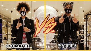 Shmateo VS Ogleloo | 2018 | Dance Battle (Who Won?!) @shmateo_ @Ogleloo