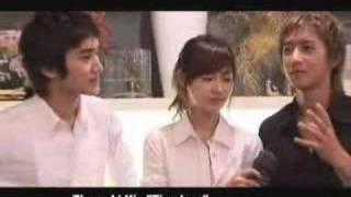 Han Geng, Choi Si Won, & Lee Yeon Hee - Timeless MV Intervie Mp3