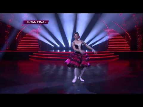 """Bibi Gaytán baila al ritmo de """"Variacion de Kitri"""""""
